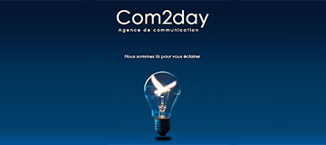 Com2day, agence de communication